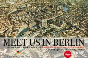 berlin postcard