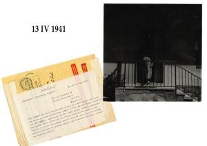 13 IV 1941 / Melissa Carnemolla