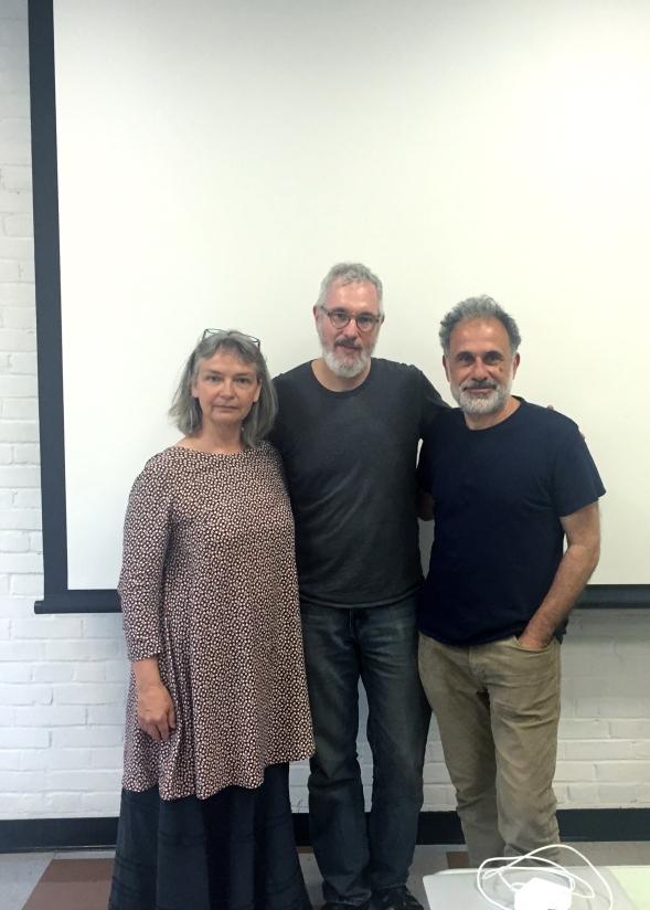 Vanessa Winship, Ken Schles, George Georgiou